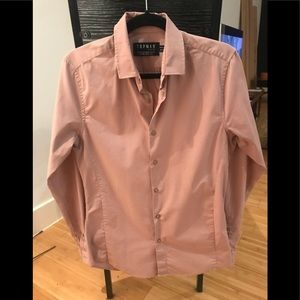 Pink Topman button up